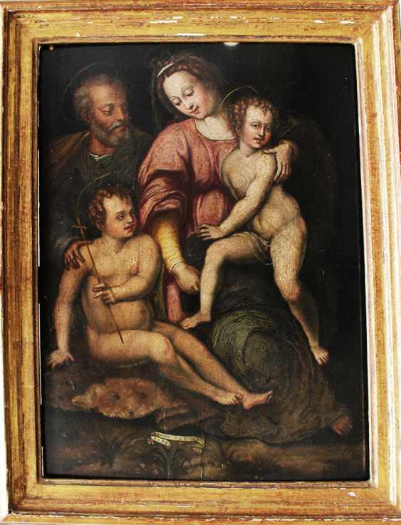 School of Tuscany, The Holy Family - photo 1