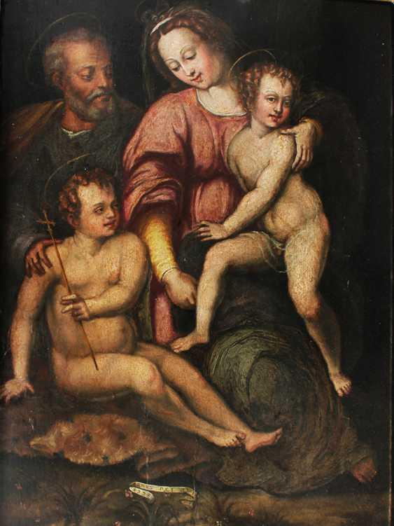 School of Tuscany, The Holy Family - photo 2