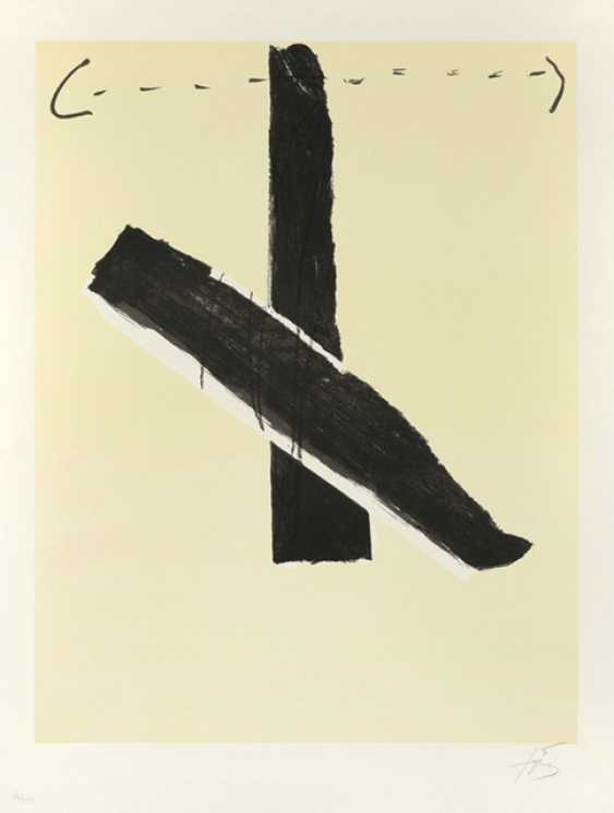 Tàpies, Antoni - Untitled - photo 1