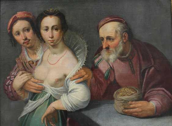 Cornelis Corneliszoon van Haarlem (1562-1638)-attributed, Allegory of love - photo 2