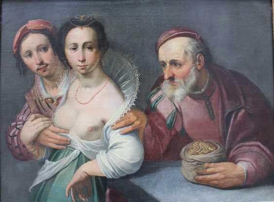 Cornelis Corneliszoon van Haarlem (1562-1638)-attributed, Allegory of love - photo 3