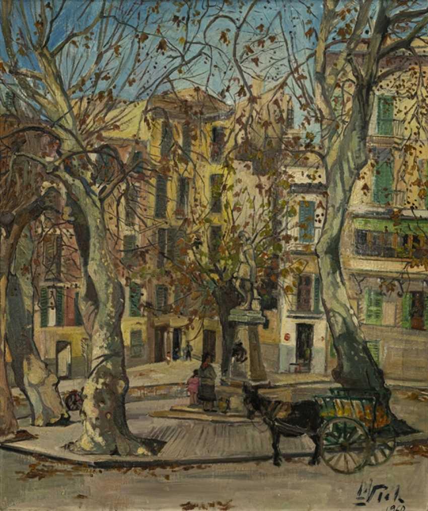 Vich, Maria - Plaza de Atarazanas - photo 1
