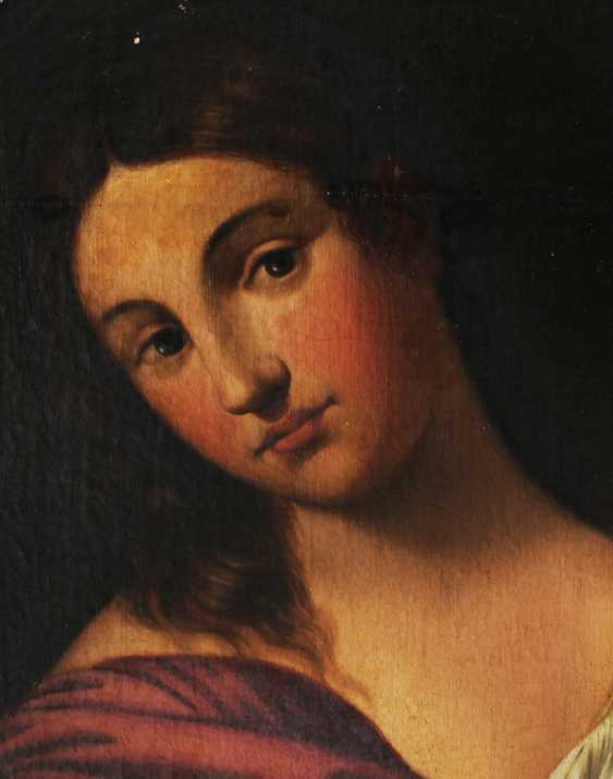 Palma Giovane (1548-1628)-follower, Salome with the head of Saint John - photo 2