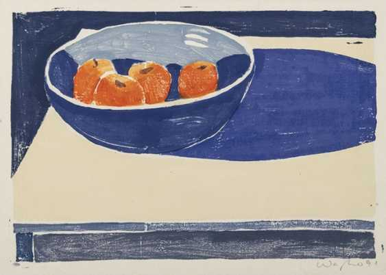 Wagner, Pure - Cup with fruits on a table - photo 1