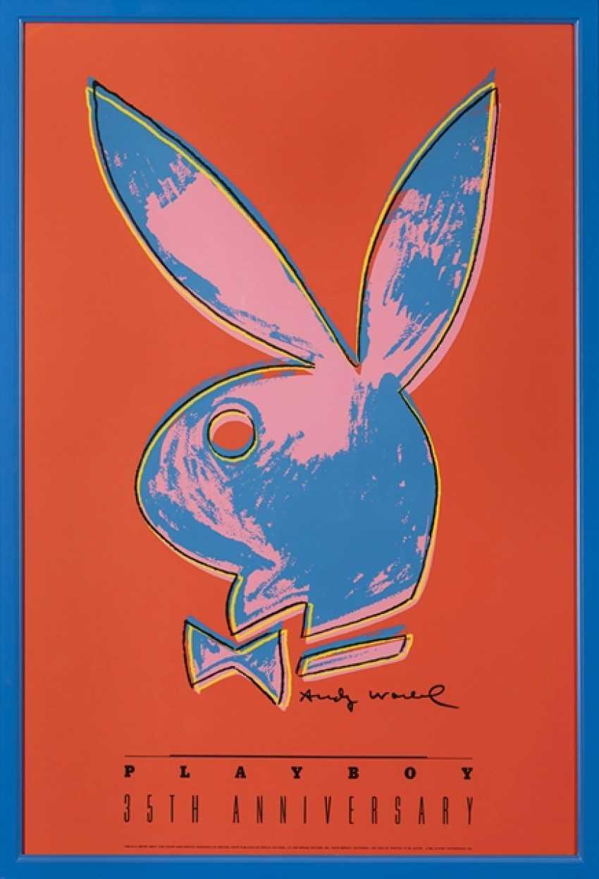 Warhol, Andy - Playboy - 35th Anniversary - photo 1