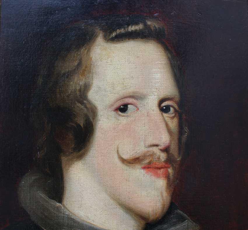 Diego Rodríguez de Silva y Velázquez (1599-1660)-follower, Portrait of Phillip VI, from Spain, King of Portugal - photo 2