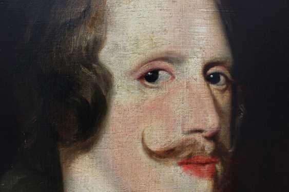 Diego Rodríguez de Silva y Velázquez (1599-1660)-follower, Portrait of Phillip VI, from Spain, King of Portugal - photo 3