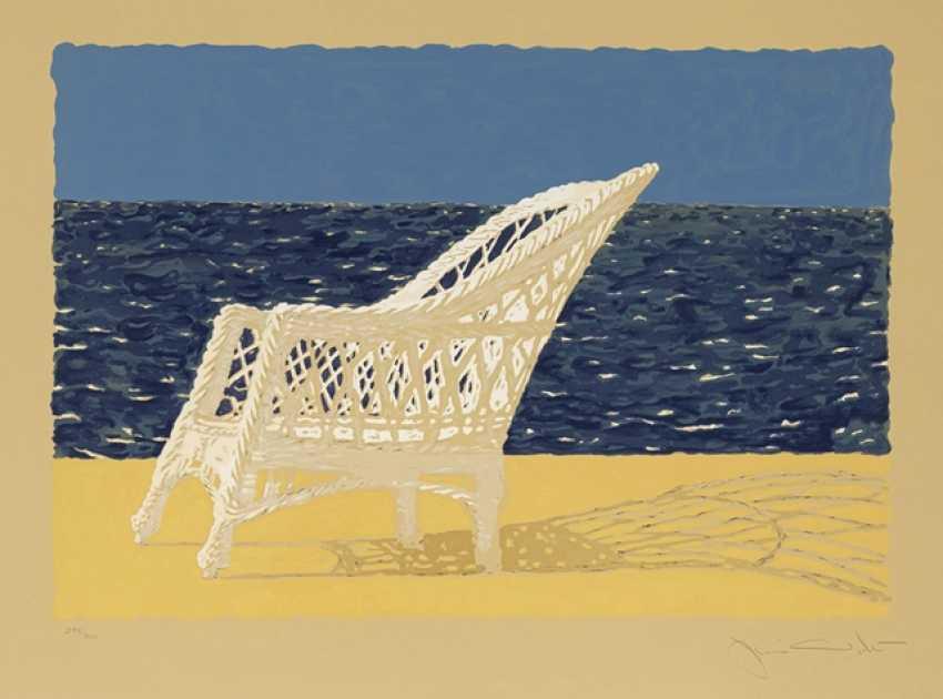 Wyeth, Jamie - The wicker chair - photo 1
