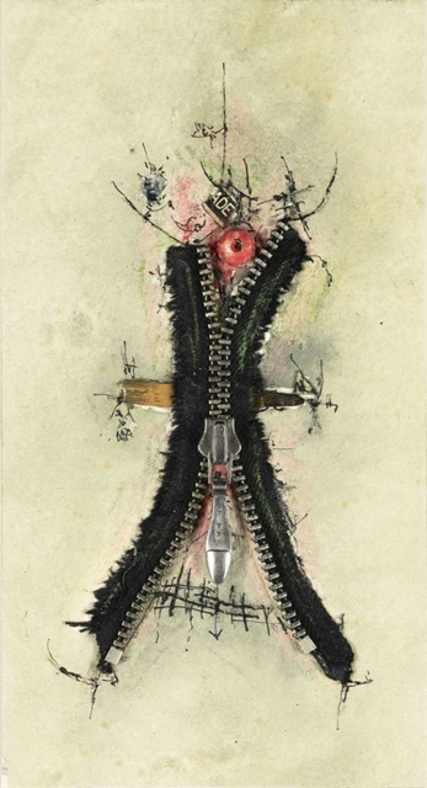 Group of 10 Works on paper - Various artists - photo 2