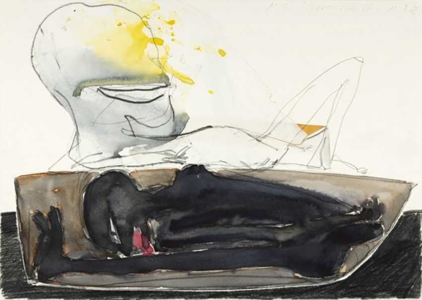 Group of 10 Works on paper - Various artists - photo 5