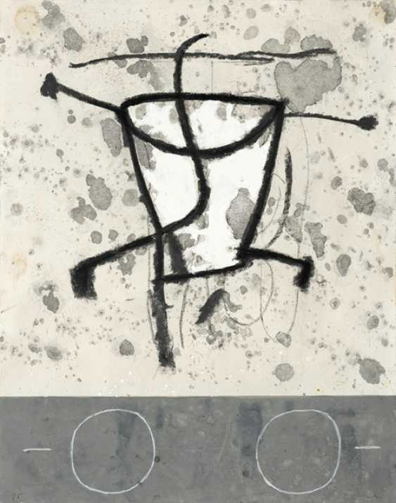 Group of 10 Works on paper - Various artists - photo 8