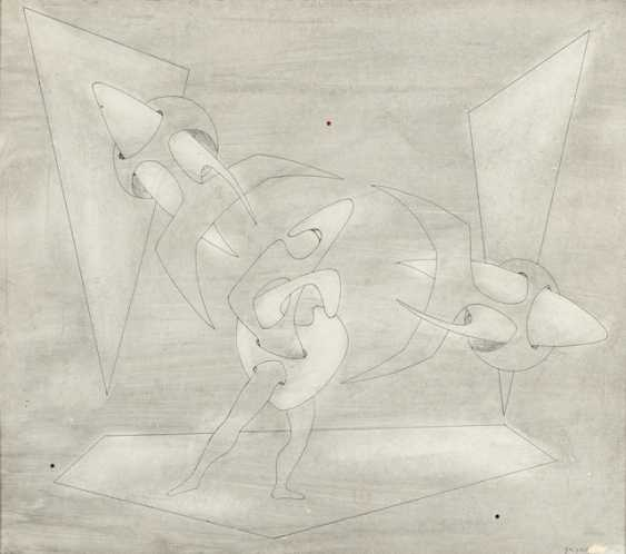 Group of 16 graphics and Works on paper - Various artists - photo 2