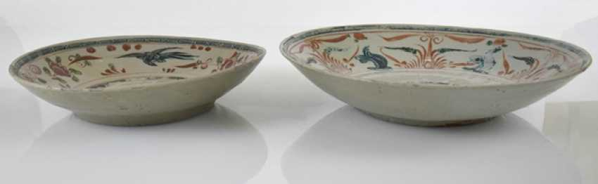 Two Swatow-plate made of porcelain - photo 2