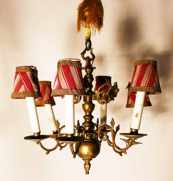 Small Flemisch chandelier, with six branches - photo 2