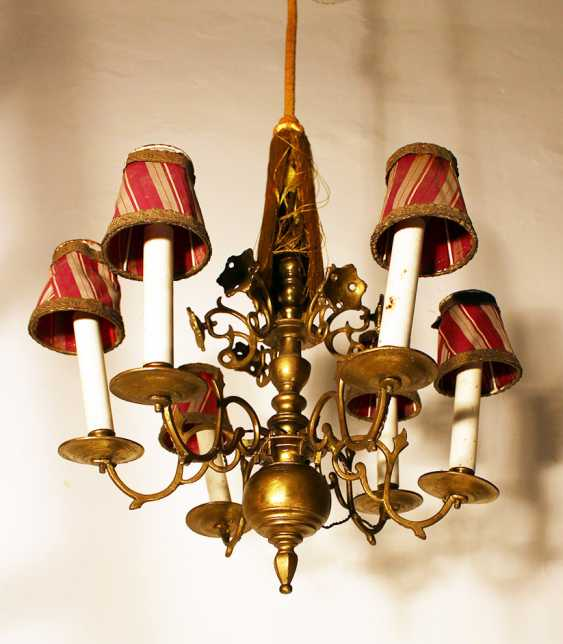 Small Flemisch chandelier, with six branches - photo 3