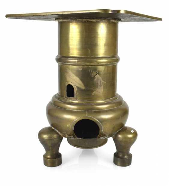 Large Brass Furnace - photo 1