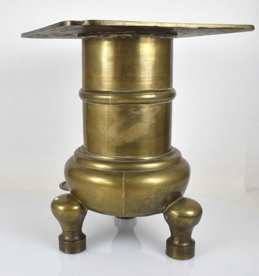 Large Brass Furnace - photo 3