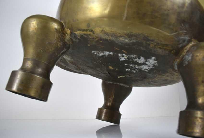 Large Brass Furnace - photo 4