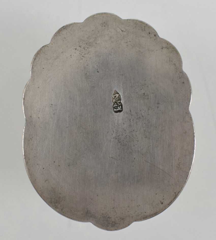 LID OF TIN, SILVER - photo 4