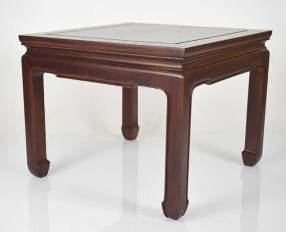 Two side tables made of Hard and soft wood - photo 3