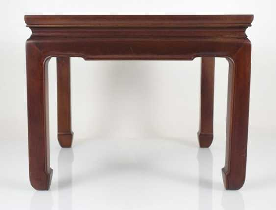 Two side tables made of Hard and soft wood - photo 4