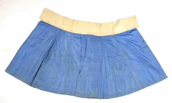 Ladies skirt, made of silk - photo 3