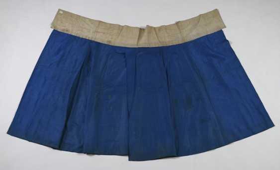 Ladies skirt, made of silk - photo 5