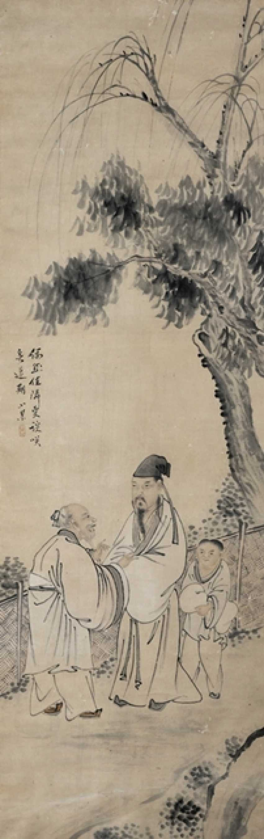 In the style of Wang Su (1794-1877) - photo 1