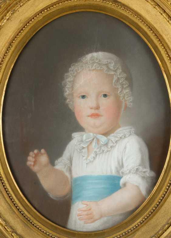 Élisabeth Vigée-Lebrun (1755-1842)-attributed, Portrait of a child - photo 2
