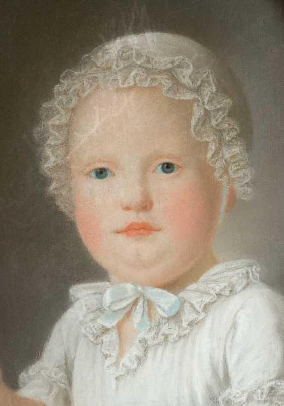 Élisabeth Vigée-Lebrun (1755-1842)-attributed, Portrait of a child - photo 3