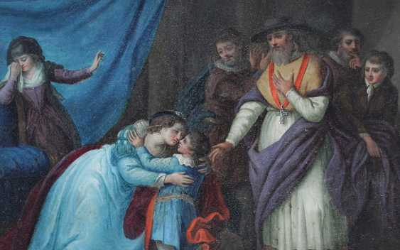 Vincenz Georg Kininger (1767-1851)-attributed, Goodbye for the journey - photo 2