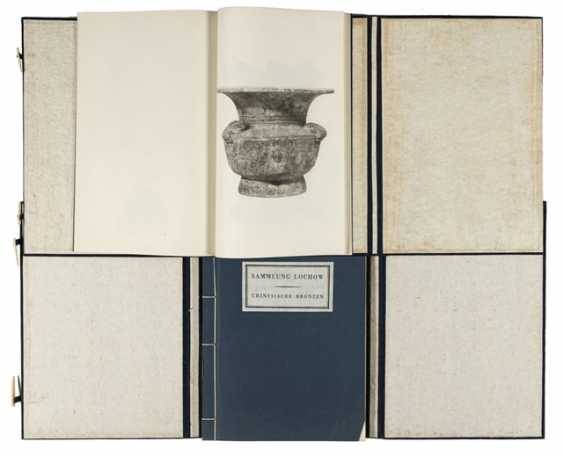Collection Of Lochow - Chinese Bronzes. Publisher by G. corner, in 1943, with panel band - photo 2