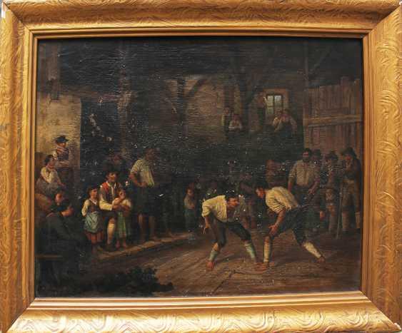 Tyrolian School 19th Century, The catch - photo 1