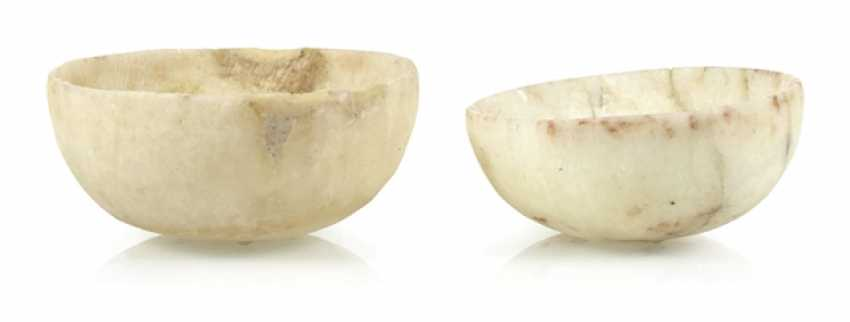 Two Marble Bowls - photo 1