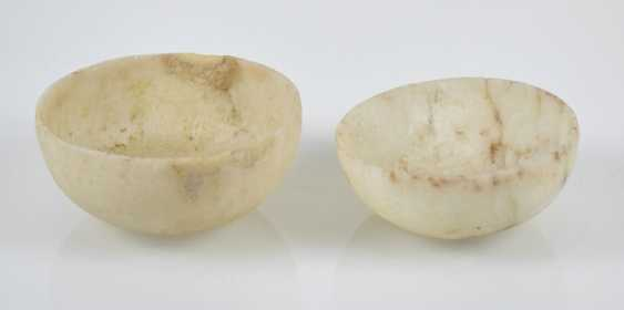 Two Marble Bowls - photo 2