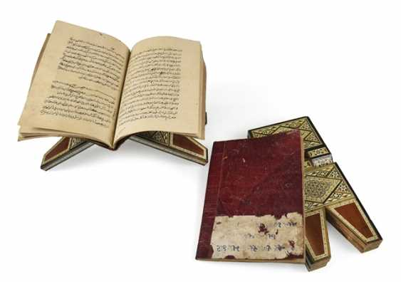 Two manuscripts on the deposited book change - photo 1