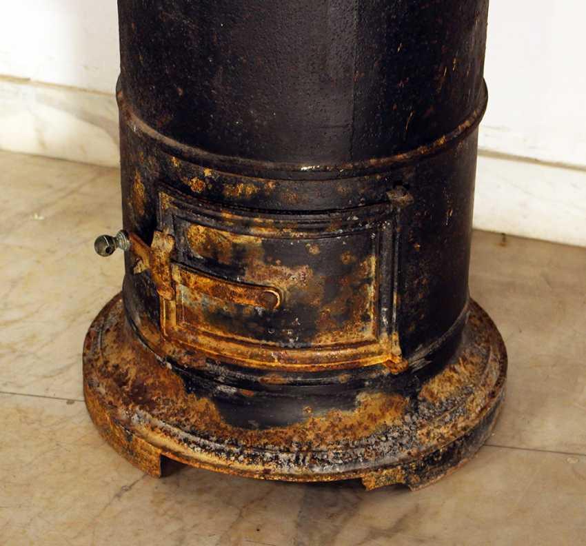 Empire iron cannon oven - photo 3