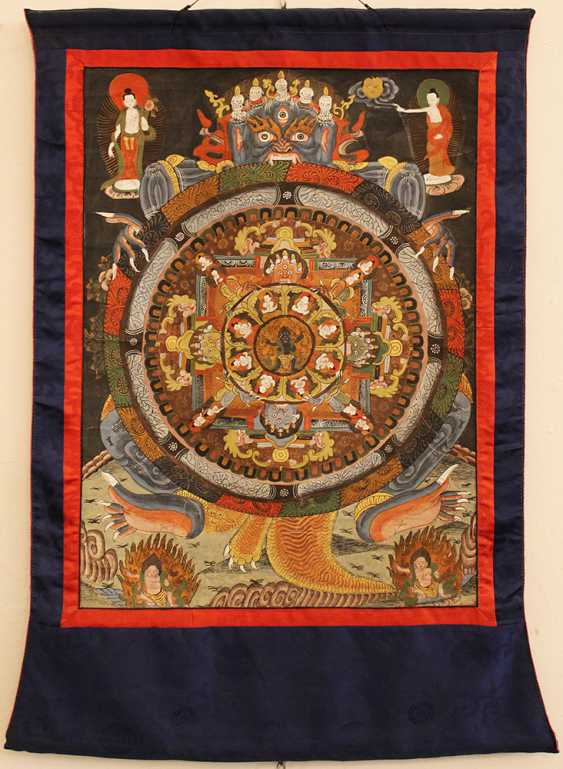 An Indochinese thangka - photo 1
