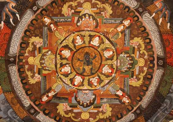 An Indochinese thangka - photo 3
