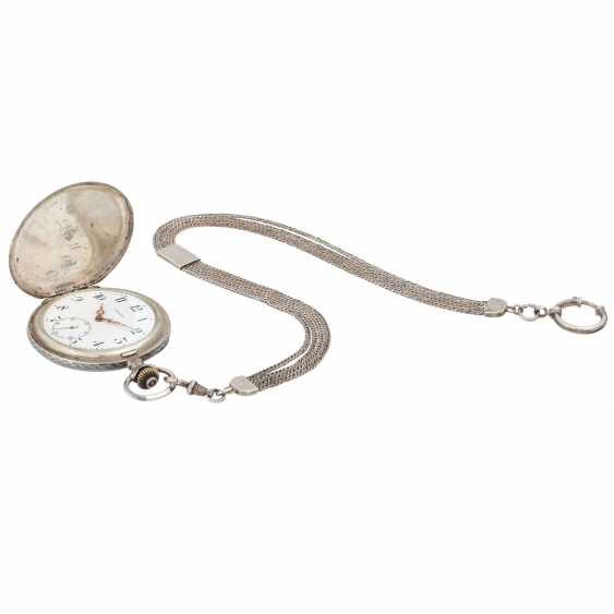 SEELAND pocket watch with watch chain, - photo 6