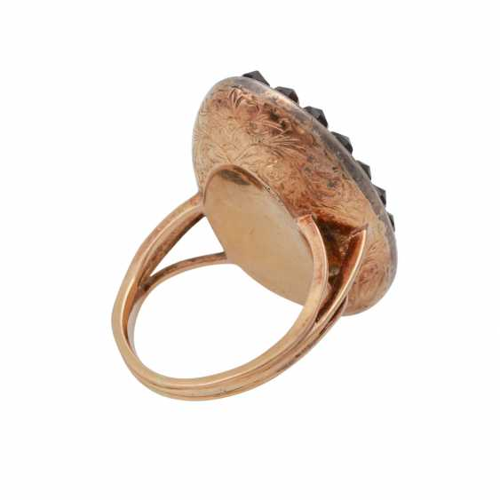Ring with grenades, - photo 3