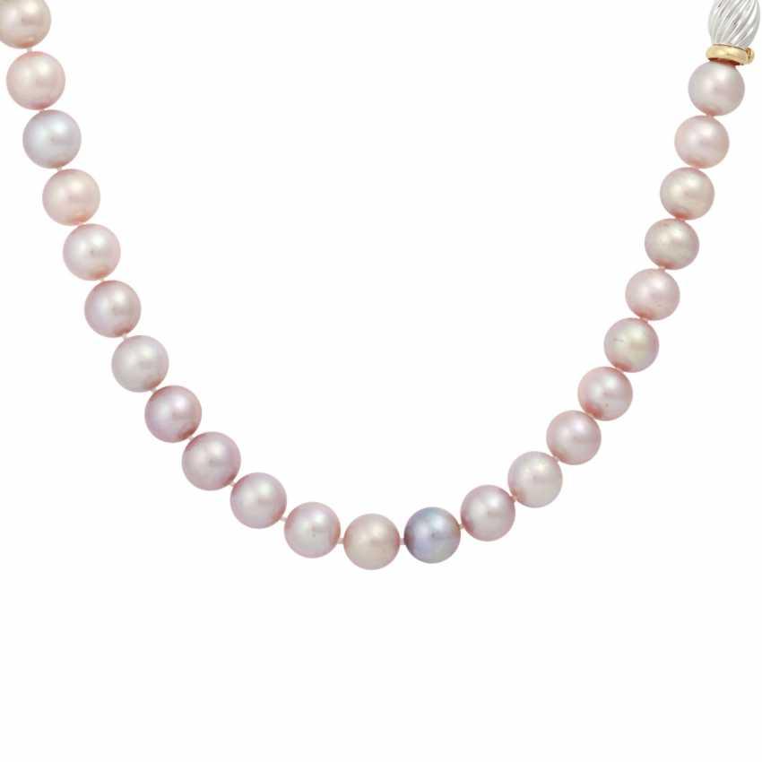 Set necklace with bracelet - photo 2