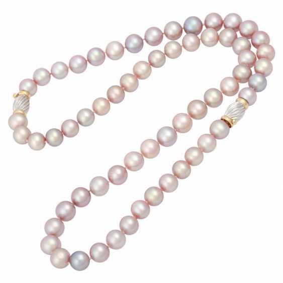 Set necklace with bracelet - photo 3