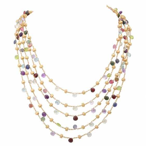 MARCO BICEGO necklace with precious stones - photo 1
