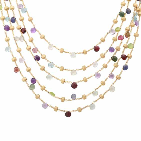 MARCO BICEGO necklace with precious stones - photo 2