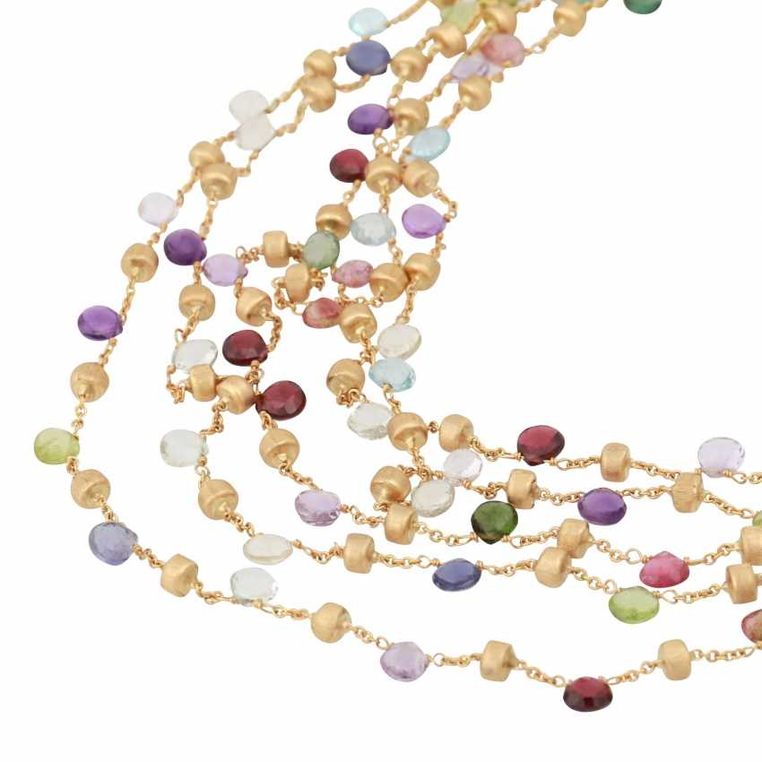 MARCO BICEGO necklace with precious stones - photo 4