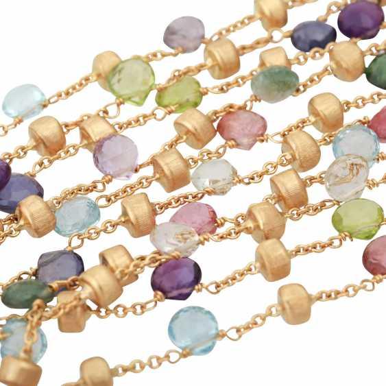 MARCO BICEGO necklace with precious stones - photo 5