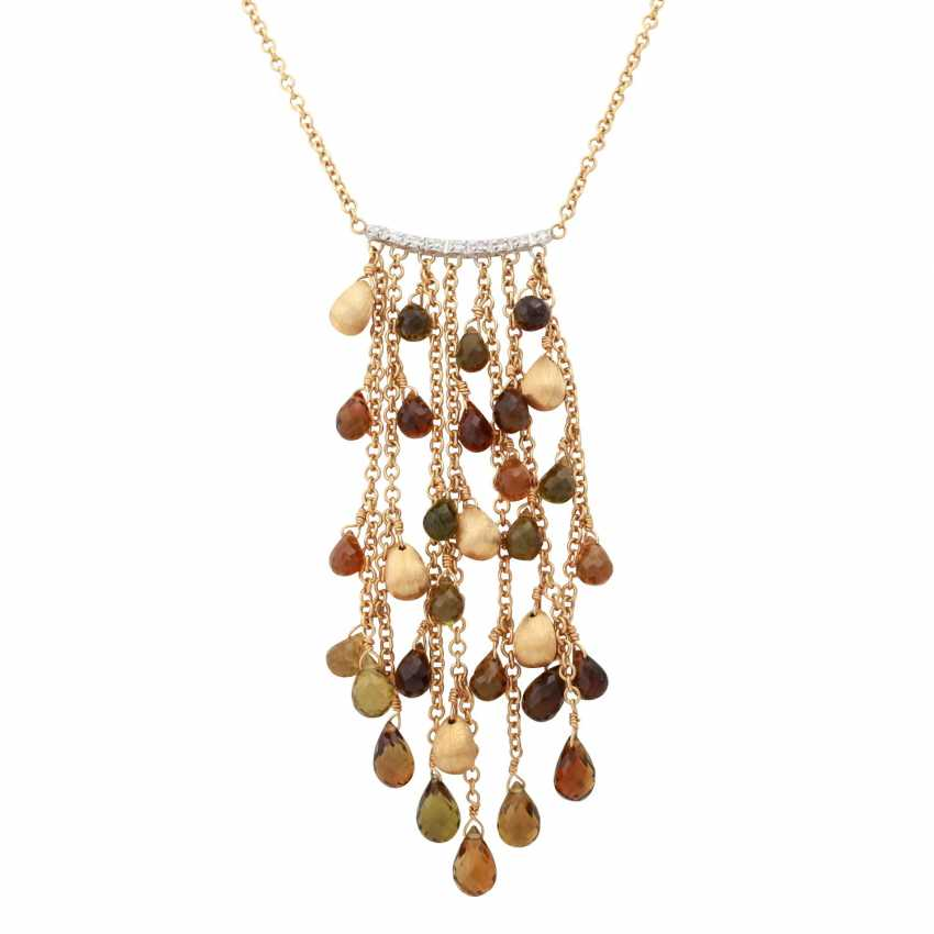 MARCO BICEGO necklace with citrines - photo 2