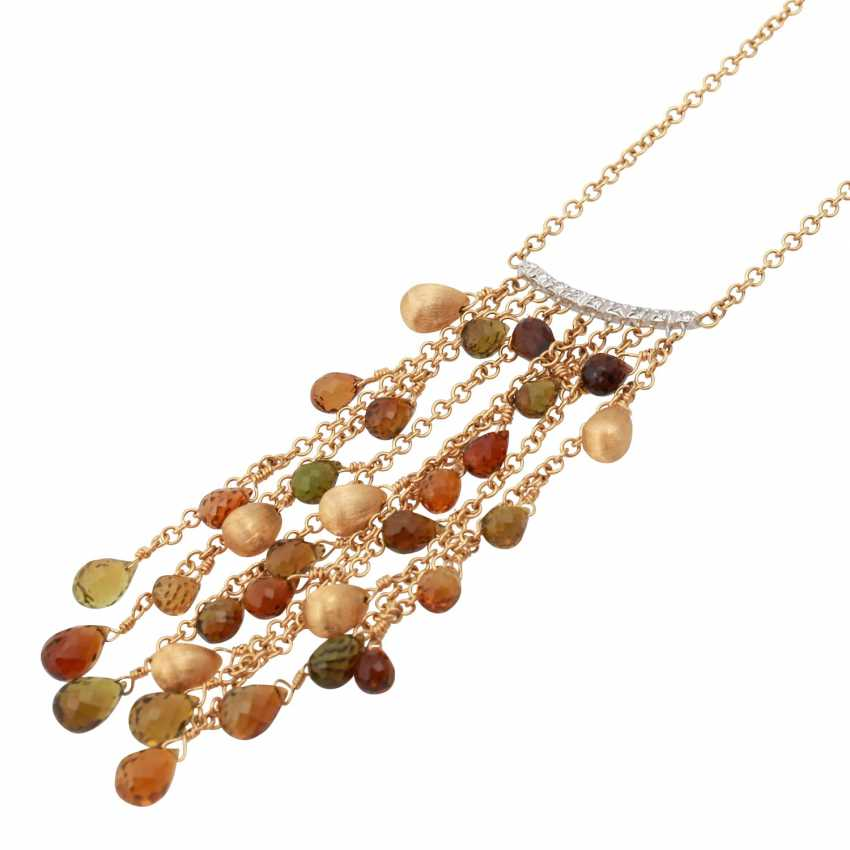 MARCO BICEGO necklace with citrines - photo 4
