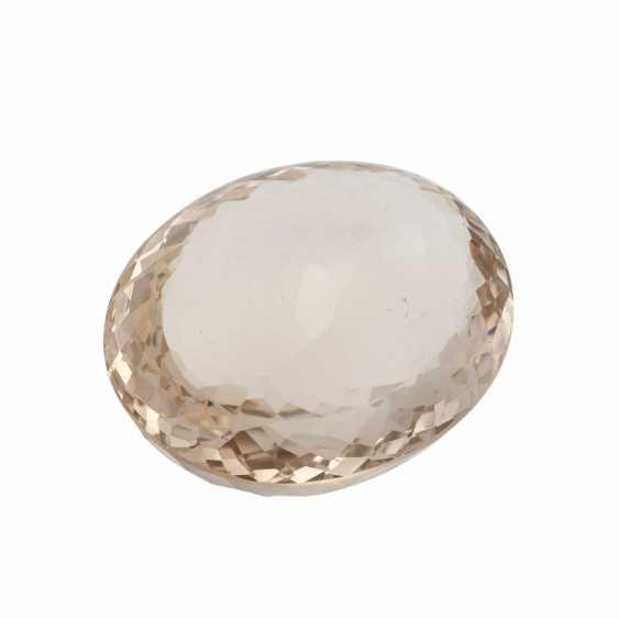 Loose smoky quartz from 542 ct, - photo 2